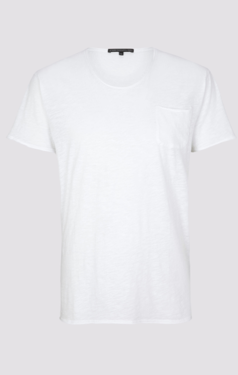 Drykorn T- Shirt Teo White 507126