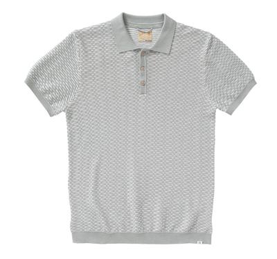 Dstrezzed Polo Sweater Grijs