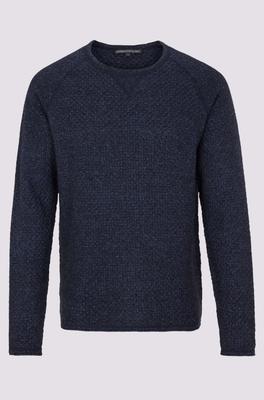 Drykorn Knitwear Navy Craik 407247