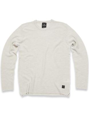 Blue de Genes Kitwear Tondo Knit Lt Grey