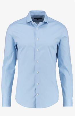 Drykorn overhemd light blue Elias