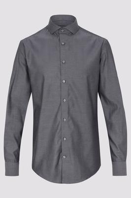 Drykorn Overhemd Elias Antracite