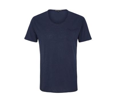 Drykorn T- Shirt Teo Blue 507126