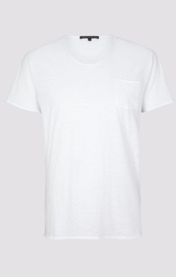 Drykorn T- Shirt Teo White 507126