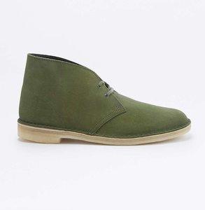 Clarks Desert Boot Leaf Suede